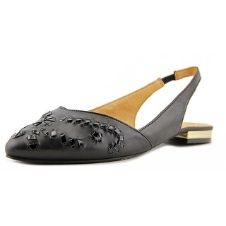 Jack Rogers Rory   Pointed Toe Synthetic  Flats