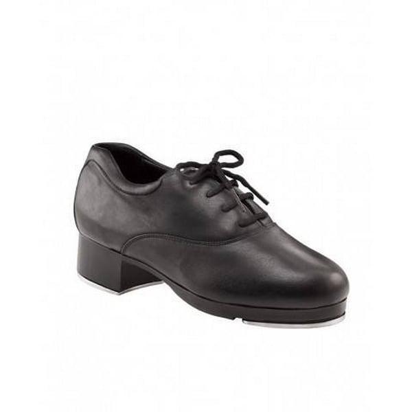 Capezio Unisex Classic Tap Shoe, Black, 5M