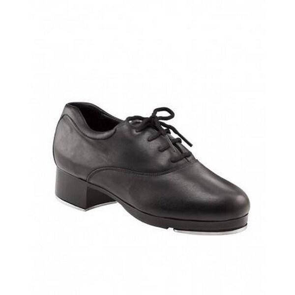 Capezio Unisex Classic Tap Shoe, Black, 8.5M