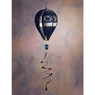 Bsi Products Inc Penn State Nittany Lions Hot Air Balloon Spinner Hot Air Balloon Spinner