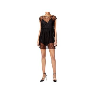 Guess Womens Hailey Romper Lace Sleeveless (3 options available)