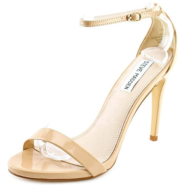 23f81229d24d Shop Steve Madden Stecy Womens Blush Sandals - Free Shipping On ...
