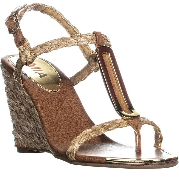 Shop Strap Wedge Shipping Mia Ankle Free Tiffany SandalsNatural b6y7gf