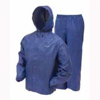 Frogg Toggs DriDucks Rainsuit/Blue Large