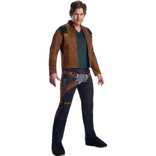 Link to Mens A Star Wars Story Han Solo Costume Similar Items in Wallets