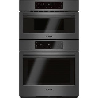 Bosch HBL87UC 30 Inch Wide 4.6 Cu. Ft. Electric Built-In Combination Oven with S