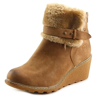 Dirty Laundry highlands Round Toe Synthetic Ankle Boot