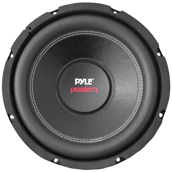 "PYLE PRO PLPW15D Power Series Dual Voice-Coil 4ohm Subwoofer (15"", 2,000 Watts)"