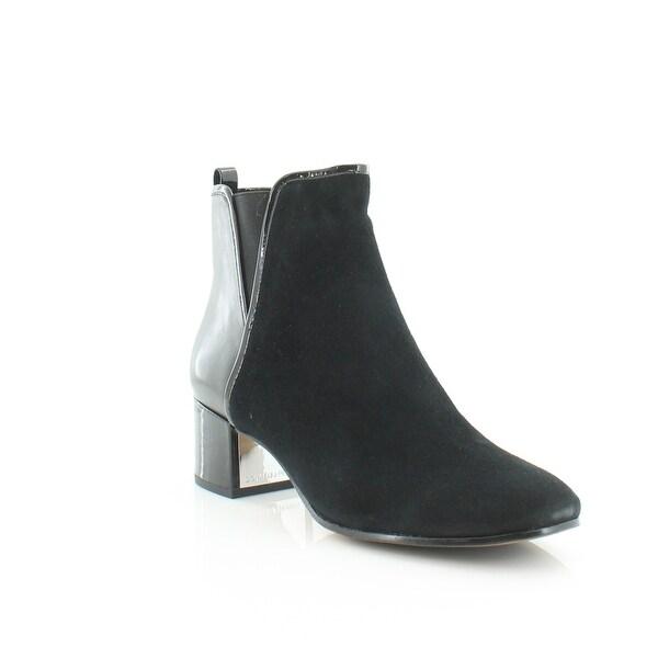 Donald J Pliner Cayto Women's Boots Black/Black - 9