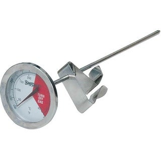 Bayou Classic 5020 Stainless Steel Cooking Thermometer, 5""