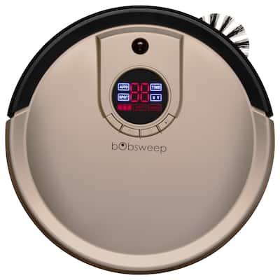 HOME DEPOT: Bobsweep PetHair Robotic Vacuum Cleaner and Mop for $169.99