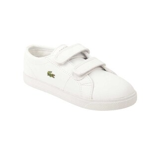 Lacoste Infant Marcel LCR Sneakers in White