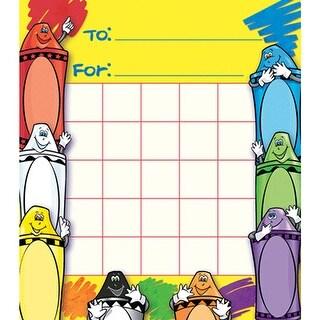 Crayons Motivational Charts