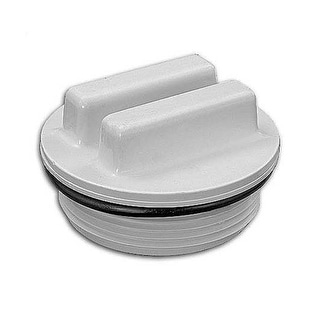 """2.25"""" Hydrotools Winterizing Inlet Plug and O Ring Swimming Pool Accessory"""