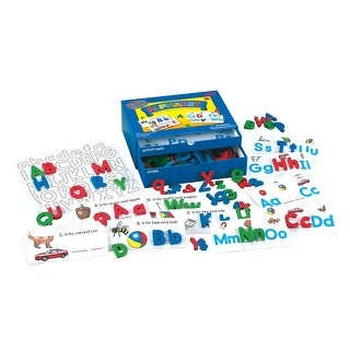 Lauri Toys Phonics Center Alphabet Kit