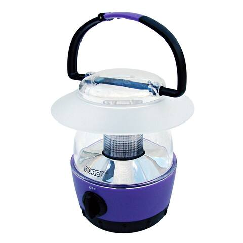 Dorcy 41-1017 Mini LED Flashlight Lantern With Built-In Hanging Hook