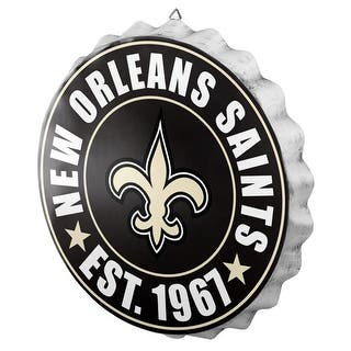 3d6eee7c5d4 Forever Collectibles NFL New Orleans Saints Heather Grey Bold Backpack.  Quick View