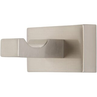 Atlas Homewares AXSH 1-3/4 Inch Projection Single Prong Robe and Coat Hook from the Axel Collection