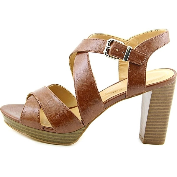 Alfani Womens Palariaa Open Toe Casual Strappy Sandals