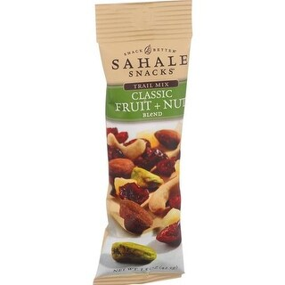 Sahale Snacks - Classic Fruit + Nut Nuts Blend ( 9 - 1.5 OZ)