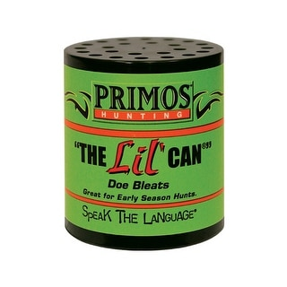 Primos 731 primos deer call can style the lil can