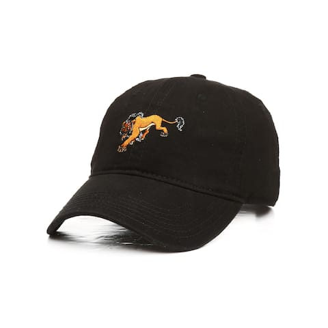 "Disney'""Authentic"" Baseball Hat Cap Mens Teens Boys Adult Size - Lion King, Scar"