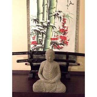 Handmade Reflecting Buddha (Indonesia)