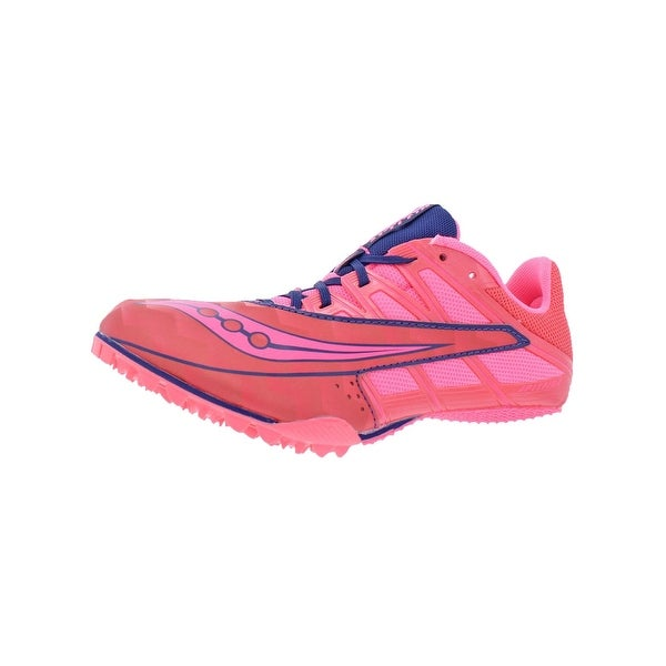 Saucony Womens Spitfire Running Shoes Lightweight Athletic