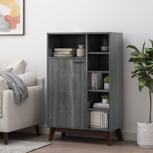 Rattler Indoor Functional Cabinet Multi by Christopher Knight Home. Opens flyout.
