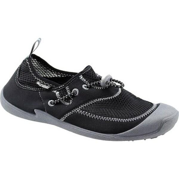 44747a49a494 Shop Cudas Men s Hyco Water Shoe Black Air Mesh Neoprene - On Sale ...