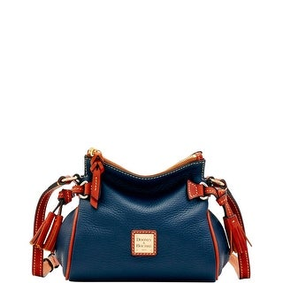 Dooney & Bourke Pebble Grain Mini Zip Crossbody Shoulder Bag (Introduced by Dooney & Bourke at $188 in Sep 2018)