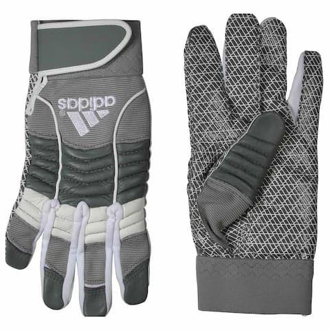 Adidas Mens Blitz Linebacker Ii Football Gloves - S