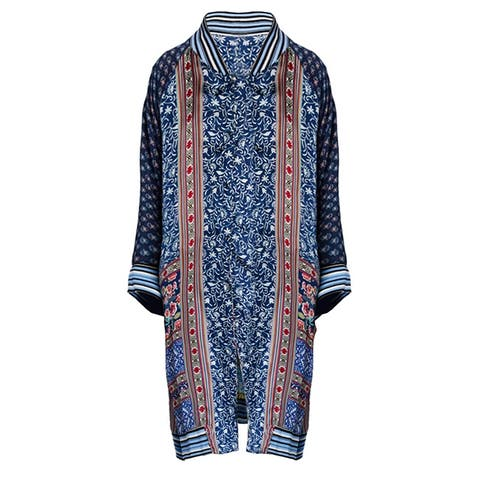 Johnny Was Reversible Kimono Coat