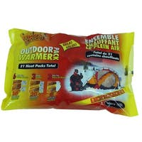 Heat Factory Warmer Pack 6 Pair Hand 3 Toe And3 Large Body Warmers Outdoor Pack