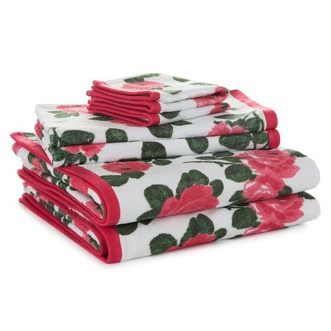 Lady Pepperell 6-Piece Towel Set