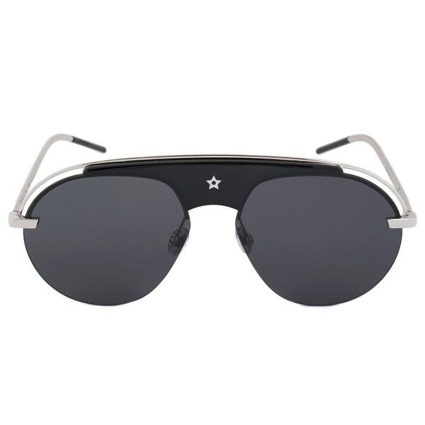 c4b337b6fbe Shop Christian Dior Dio(r)evolution Aviator Sunglasses CSA2K 58 ...