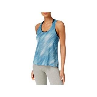 Nike Womens Breathe Tank Top Printed T-Back