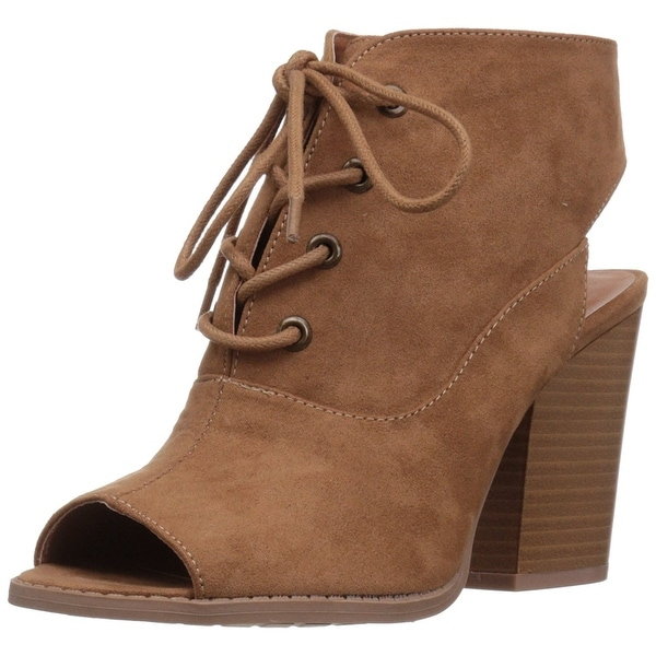 Qupid Women's Barnes-39a Ankle Bootie