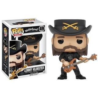 Lemmy KilmisterFunko POP Rocks Vinyl Figure