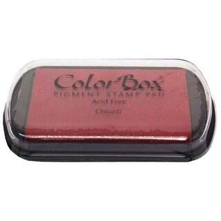 ColorBox Pigment Inkpad Full Size Chianti