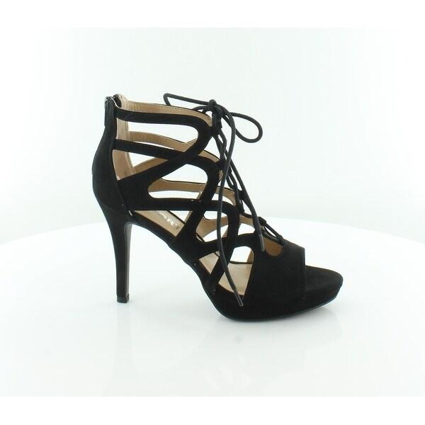 Report Laxy Women's Sandals & Flip Flops Black