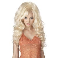 Blonde Bombshell Sexy Wig Halloween Costume Accessory - standard - one size