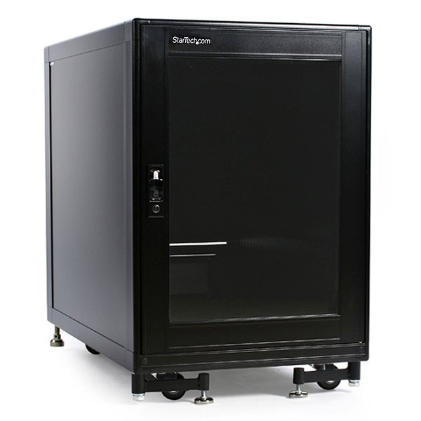 Startech - Store Your Servers, Network And Telecommunications Equipment Securely In This 15