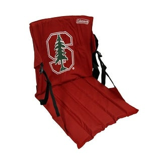 Stanford Cardinal Cushioned Roll Up Stadium Seat - Red