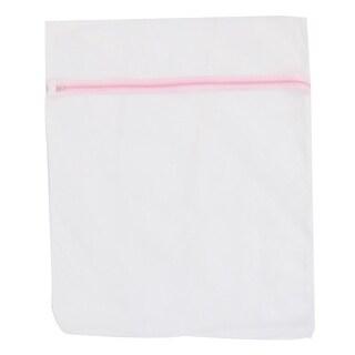 Household Washing Machine Clothes Socks Underwear Mesh Zippered Washing Bag