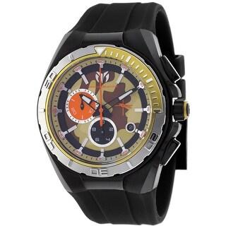 Technomarine Men's Cruise 110072 Brown Dial Watch
