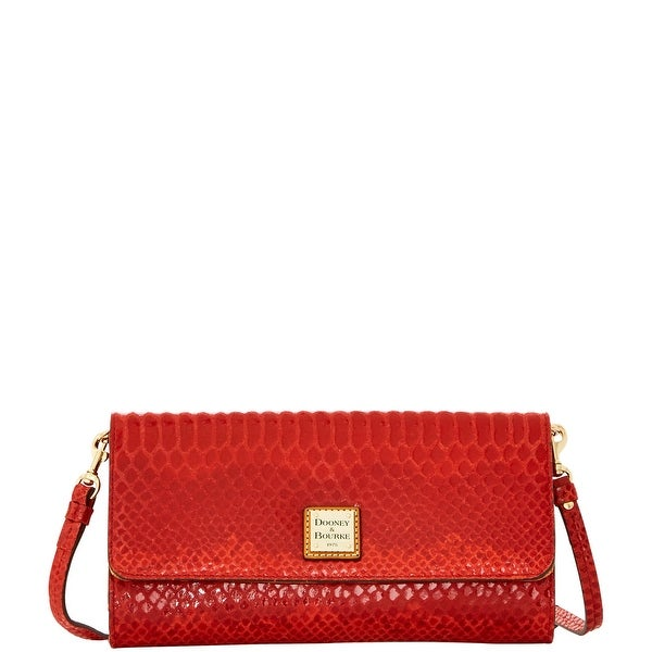 Dooney & Bourke Snake Crossbody Clutch (Introduced by Dooney & Bourke at $198 in Jul 2016)