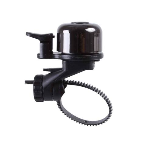 Crane Flex-Tite Bell - Brass - Neo Black - 131702