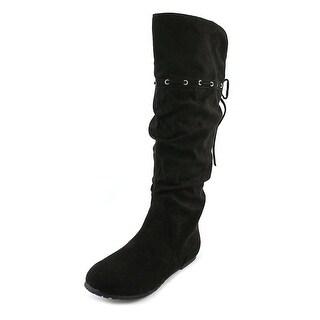 Rampage Brennan Women Black Boots