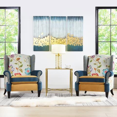 Anya Arm Chair by Jennifer Taylor Home
